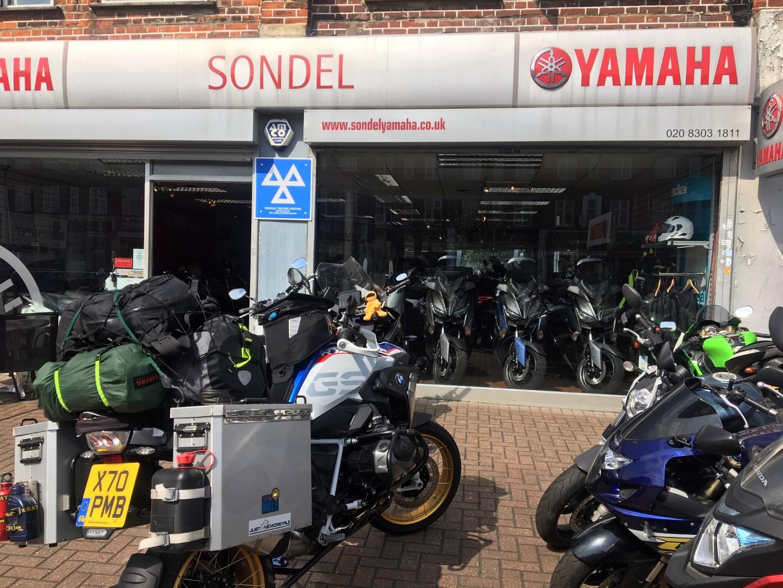 Sondel Yamaha
