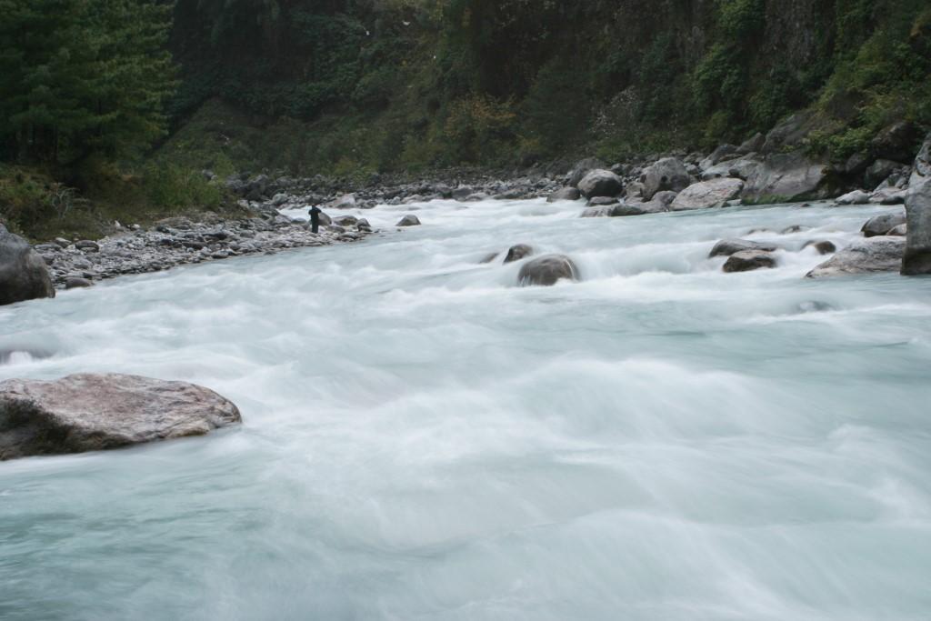 Dud Khosi river