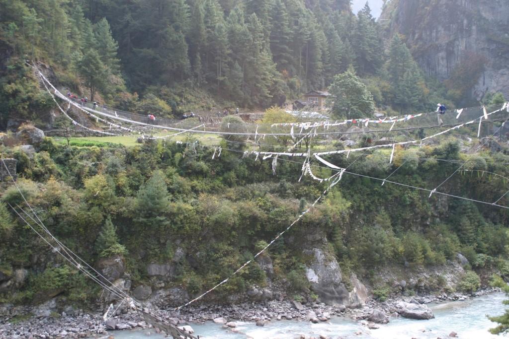Another suspension bridge