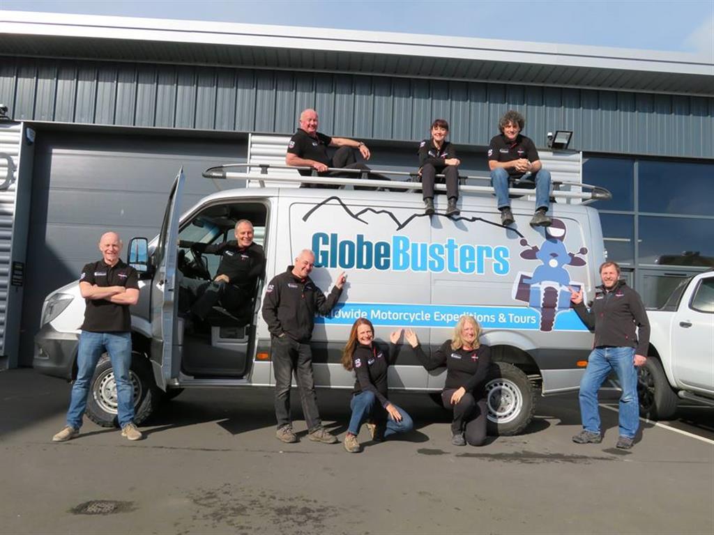 Globebusters Team