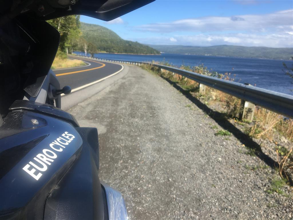 On the Cabot Trail