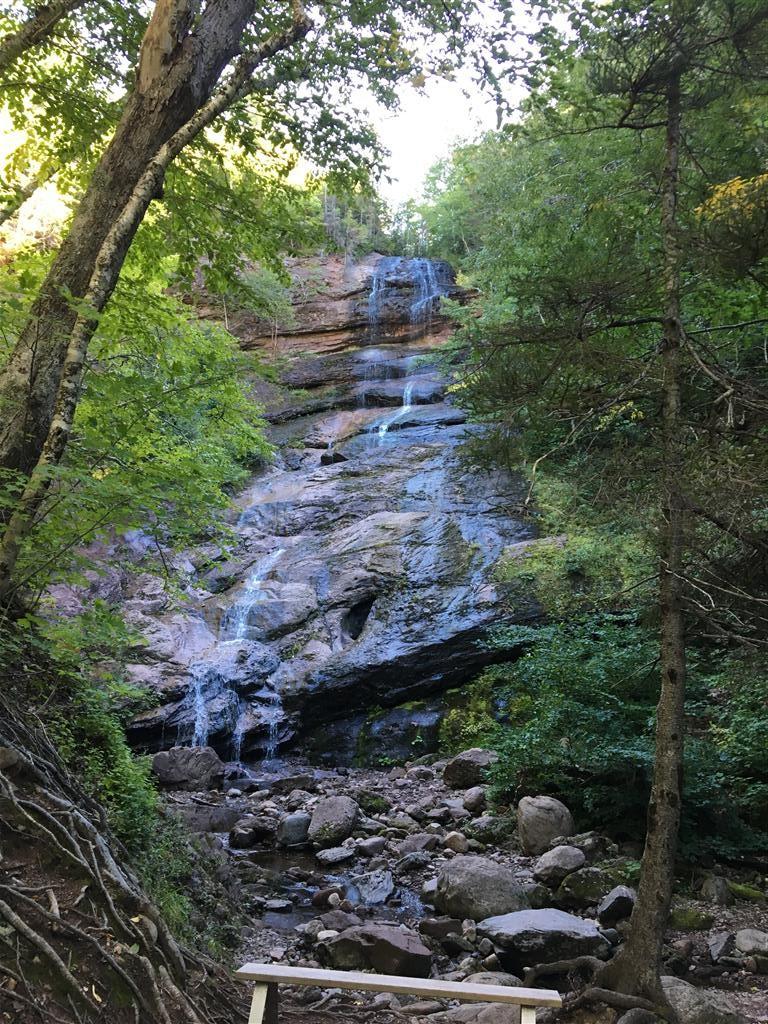 Beulach</br> Ban Falls