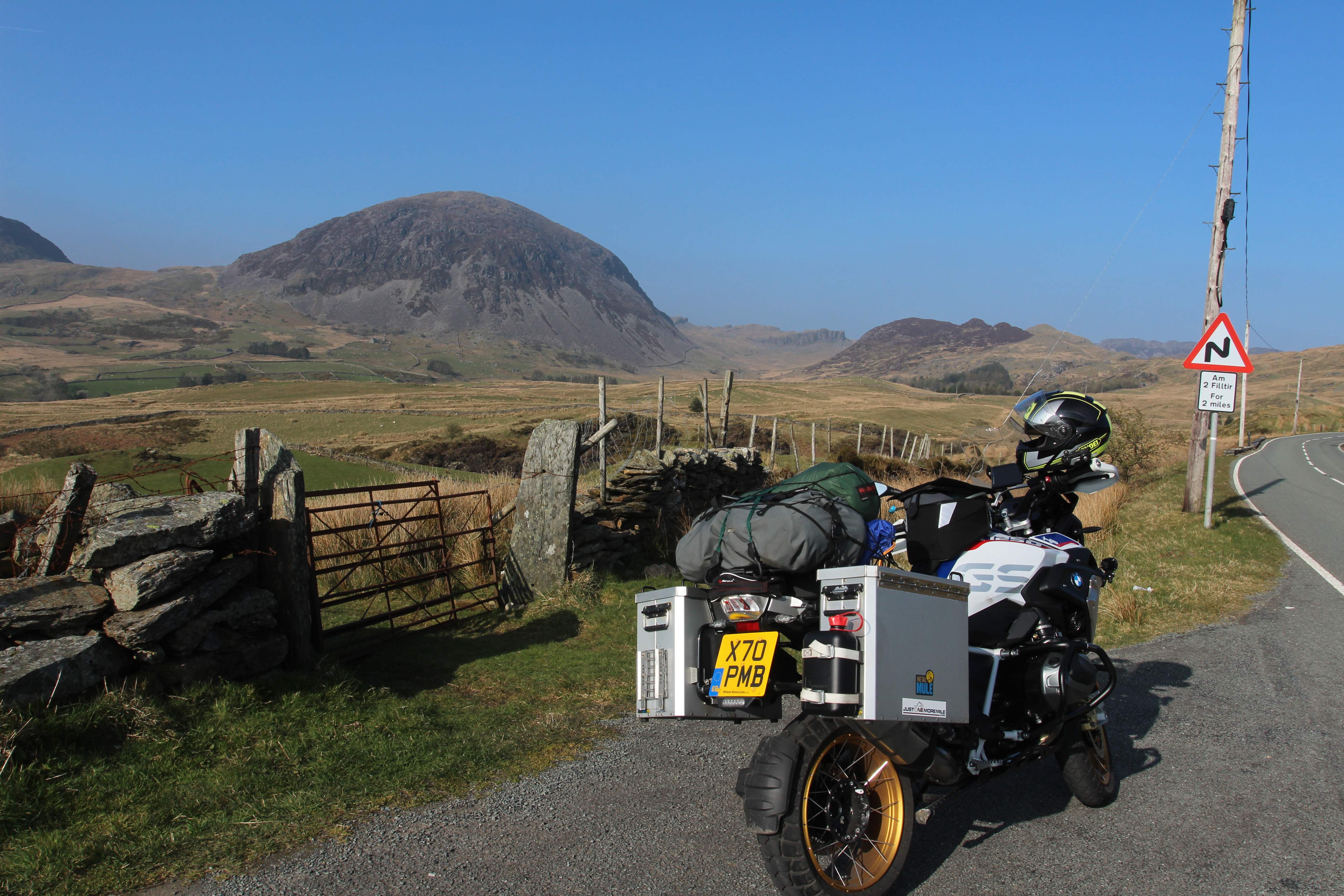 Beautiful Welsh Countryside