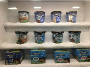 Ben and Jerry's new flavours
