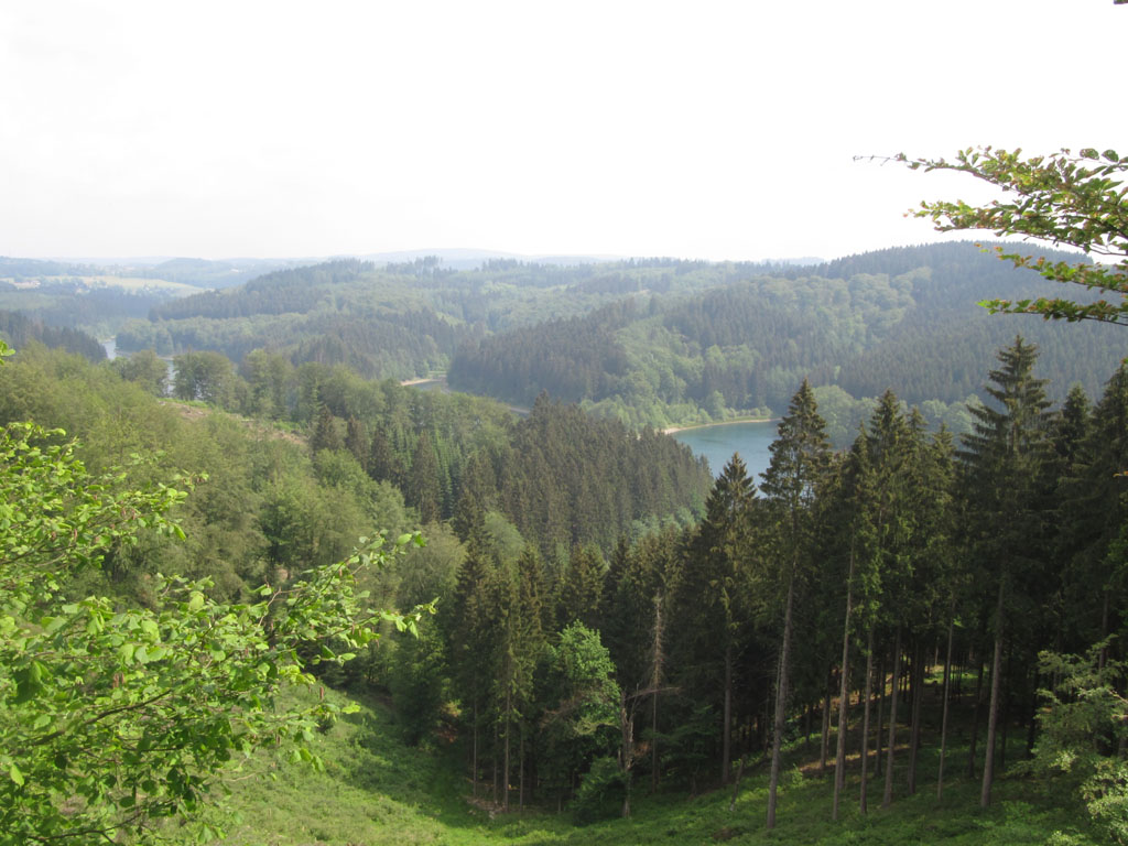 Typical mountain scenery in this beautiful part of Germany