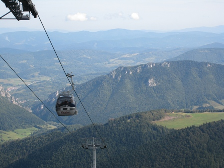Vratny Cable Car…