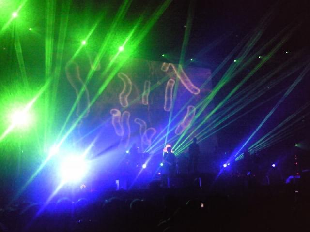 The Australian Pink Floyd Show - damned good...
