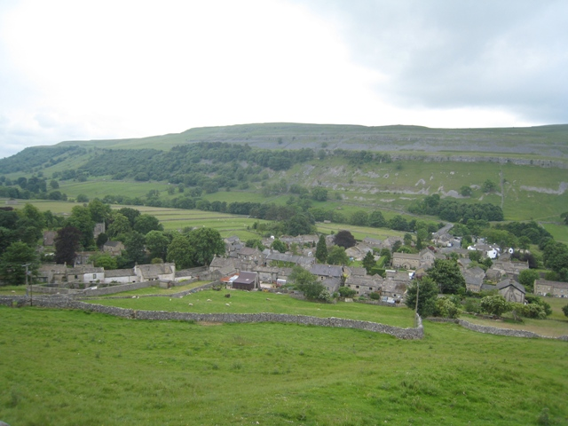 Looking back to Kettlewell