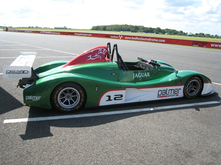 My personal favourite – the JP1 racer