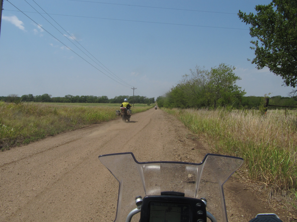 Good riding in Oklahoma