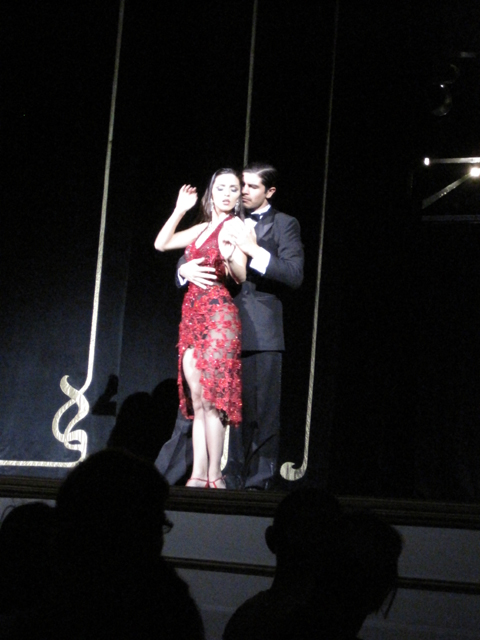 Tango, Buenos Aires style...